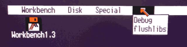 kick34 wb1.3 debug menu